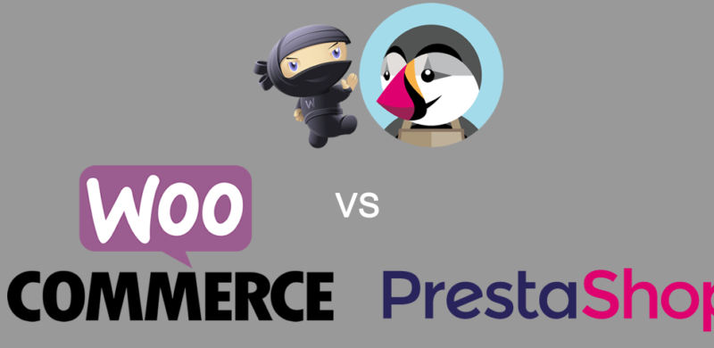 Comparativa WooCommerce-Prestashop