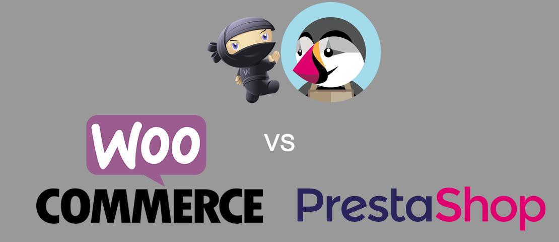 Comparativa WooCommerce-Prestashop