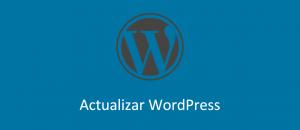 Actualizar un WordPress
