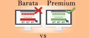 Web premium o económica