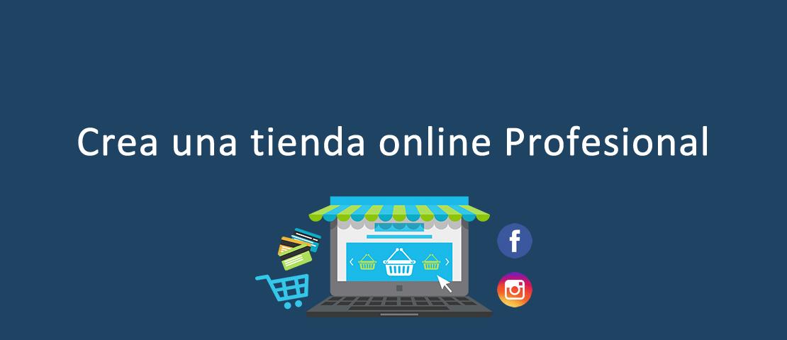 Diseñar una tienda online profesional